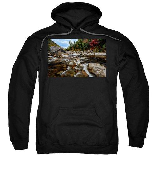 Swift River Autumn Nh Sweatshirt