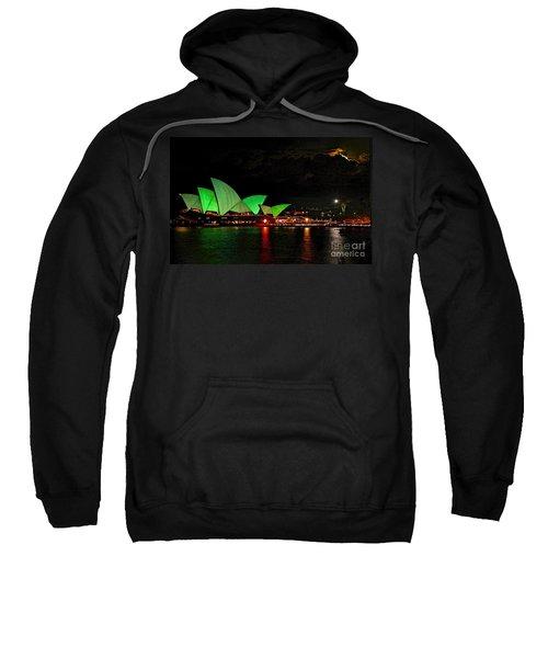 Sydney Opera House Vivid Festival Australia Sweatshirt