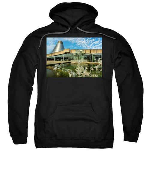 Tacoma's Museum Of Glass  Sweatshirt