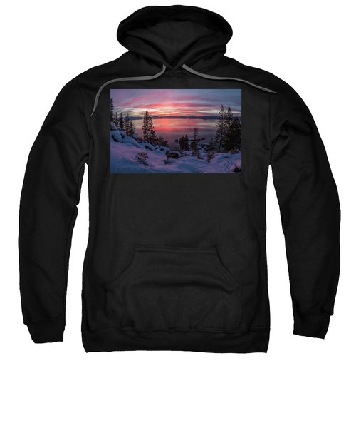 Tahhhhhoe Sunset Sweatshirt