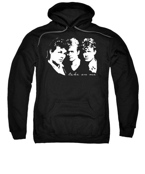 Take On Me Pop Art Sweatshirt