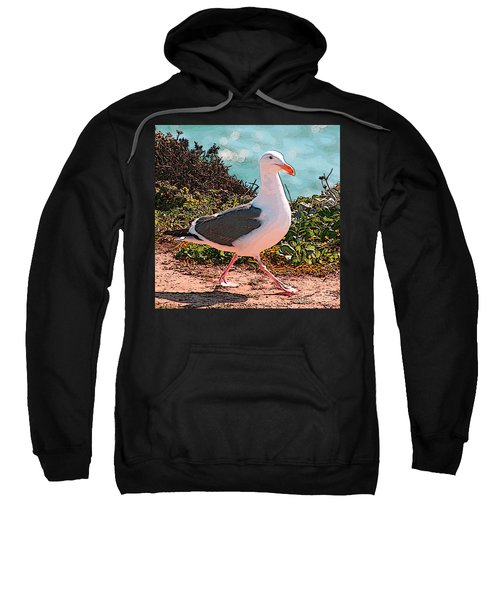 Taking A Stroll Sweatshirt