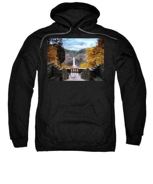 Taughannock In Autumn Sweatshirt