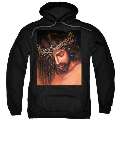 Tears From The Crown Of Thorns Sweatshirt