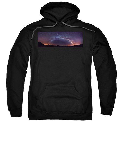 Teide Milky Way Sweatshirt