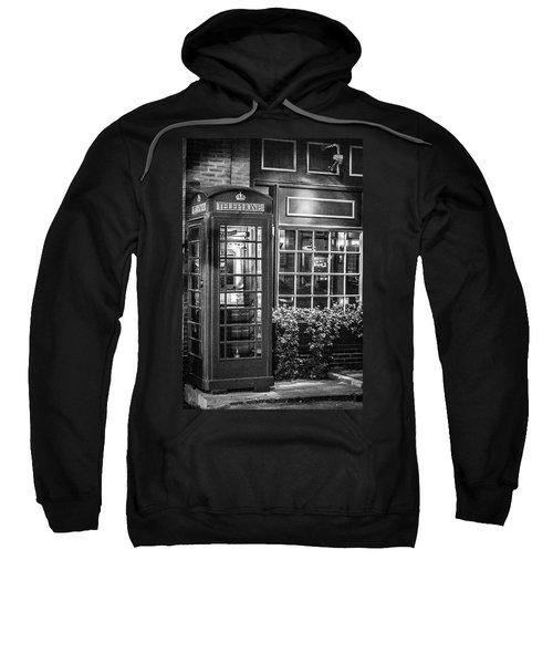 Telephone Booth Sweatshirt