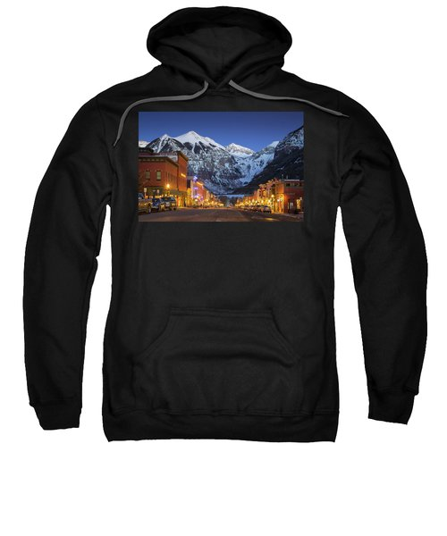 Telluride Main Street 3 Sweatshirt