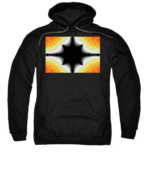 Fractal 7 Center 2x3 Sweatshirt