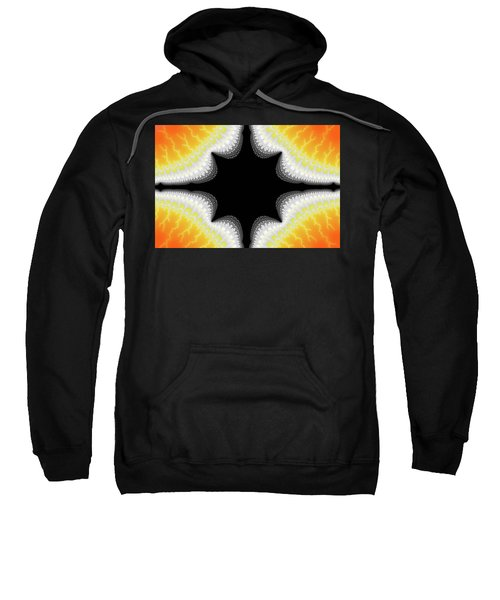 Fractal 7 Center 2x3 Sweatshirt