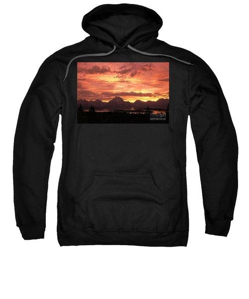 Teton Sunset Sweatshirt