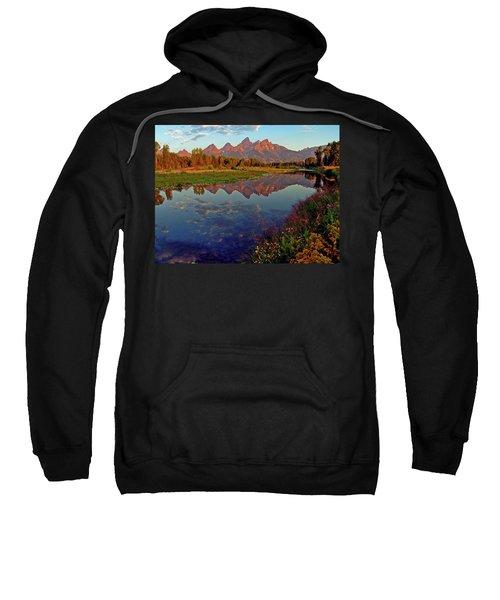 Teton Wildflowers Sweatshirt