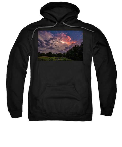 Texas Sunset Sweatshirt