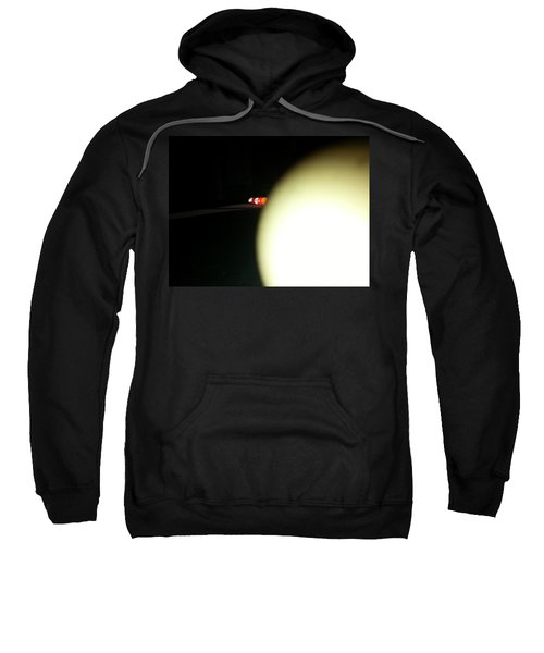 That's No Moon Sweatshirt