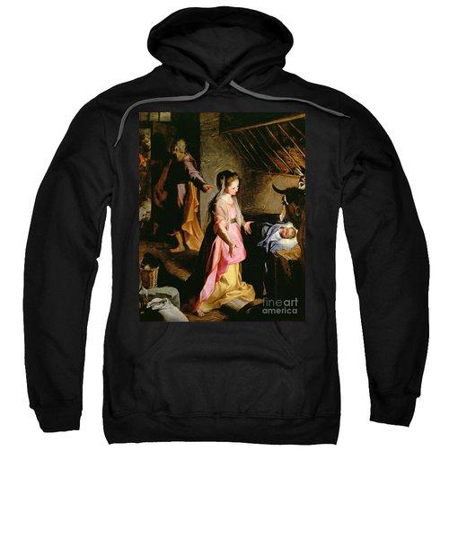 The Adoration Of The Child Sweatshirt
