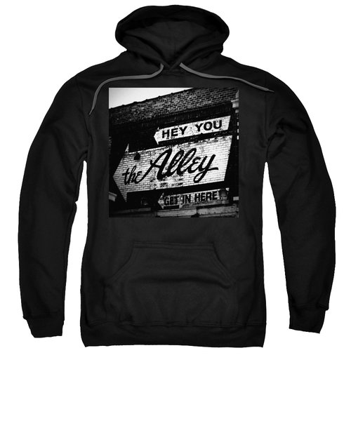 The Alley Chicago Sweatshirt