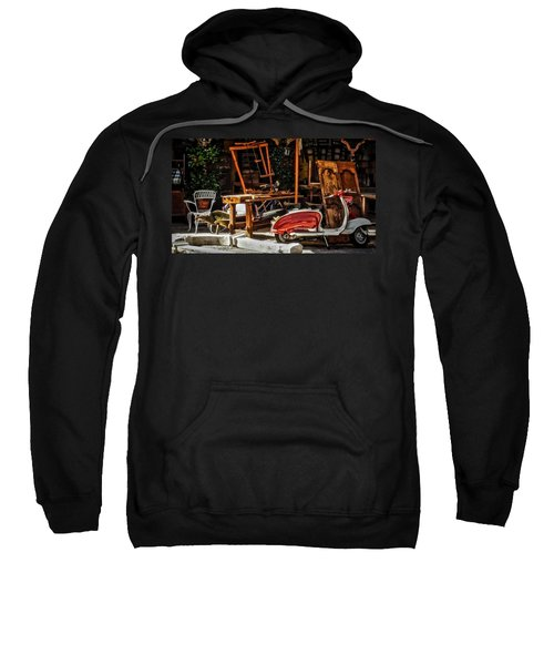 The Antiquarian Sweatshirt