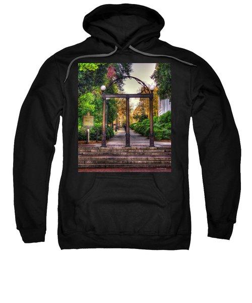 The Arch University Of Georgia Arch Art Sweatshirt