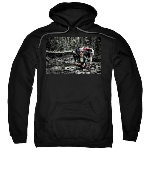 The Back Country Guardian Sweatshirt