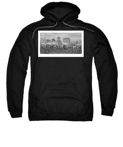 The Battle Of Lexington Sweatshirt
