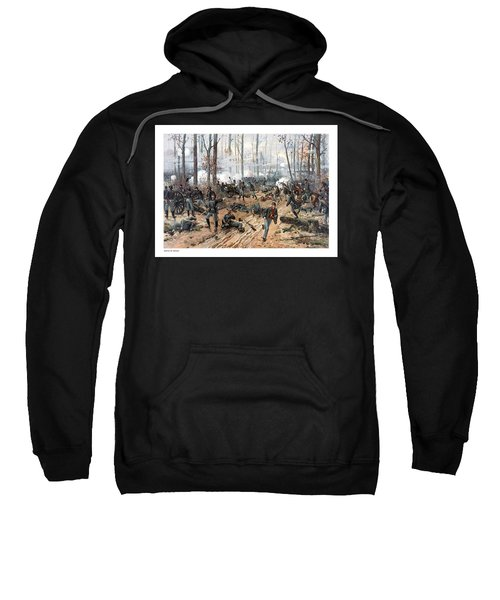 The Battle Of Shiloh Sweatshirt