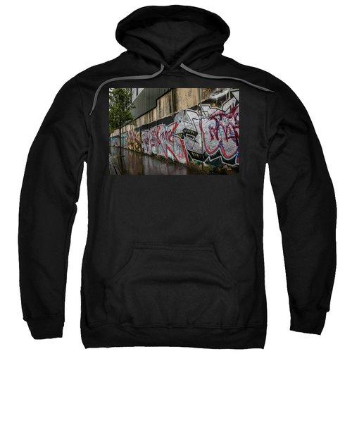 The Belfast Peace Wall Sweatshirt