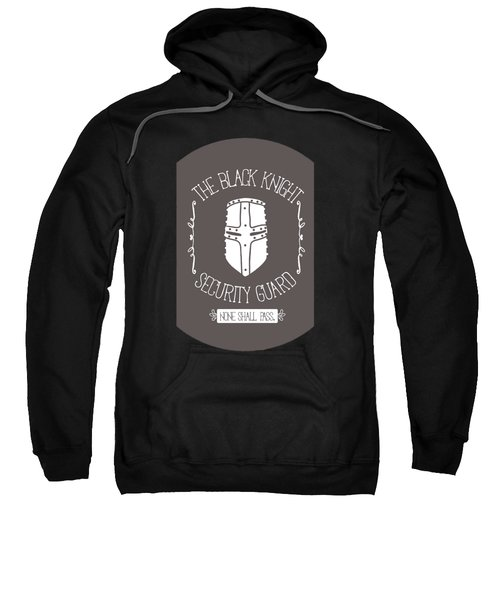 The Black Knight Sweatshirt by Christopher Meade
