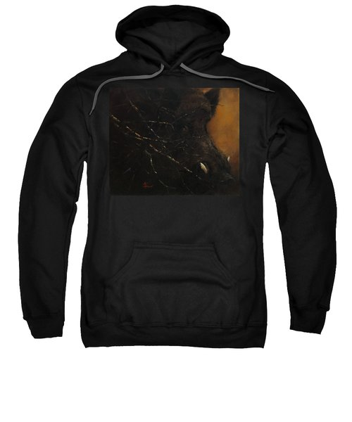 The Black Wildboar Sweatshirt