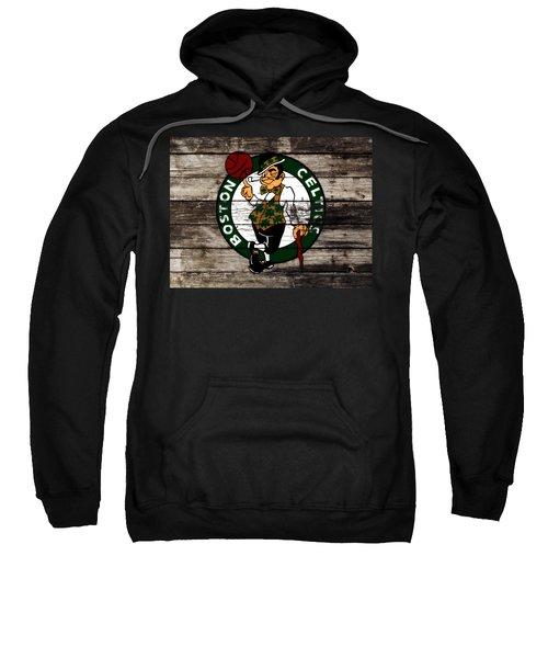 The Boston Celtics W10 Sweatshirt by Brian Reaves