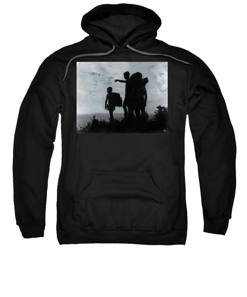 The Call Centennial Cover Image Sweatshirt