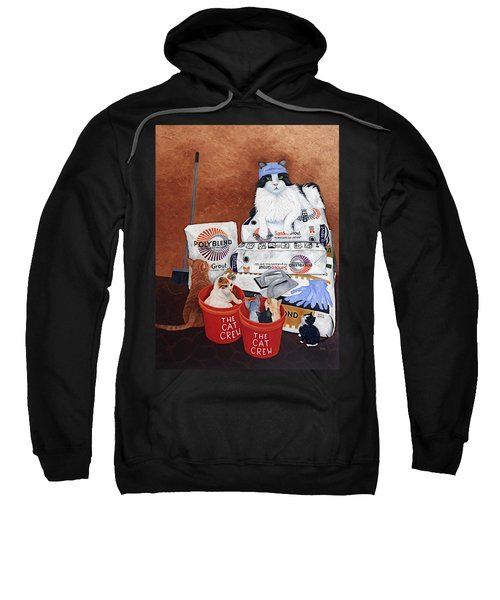 The Cat Crew Sweatshirt