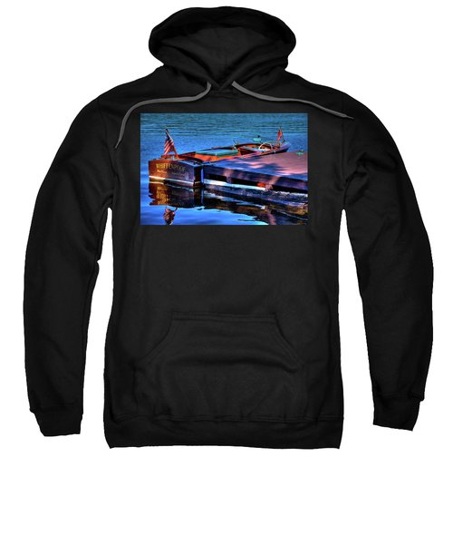 The Vintage 1958 Chris Craft Sweatshirt