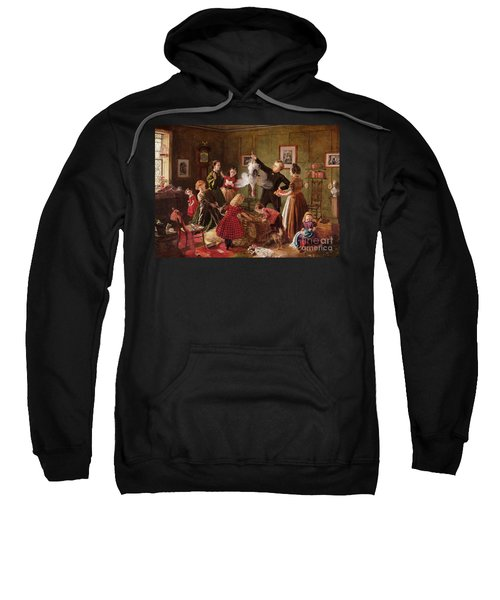 The Christmas Hamper Sweatshirt