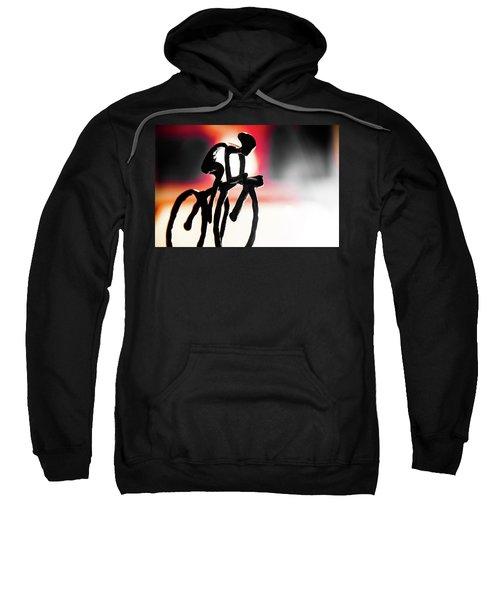 The Cycling Profile  Sweatshirt