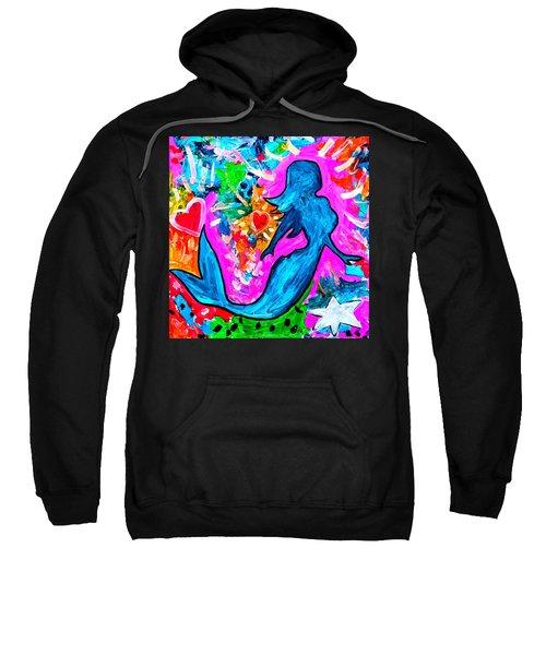 The Dancing Mermaid Sweatshirt