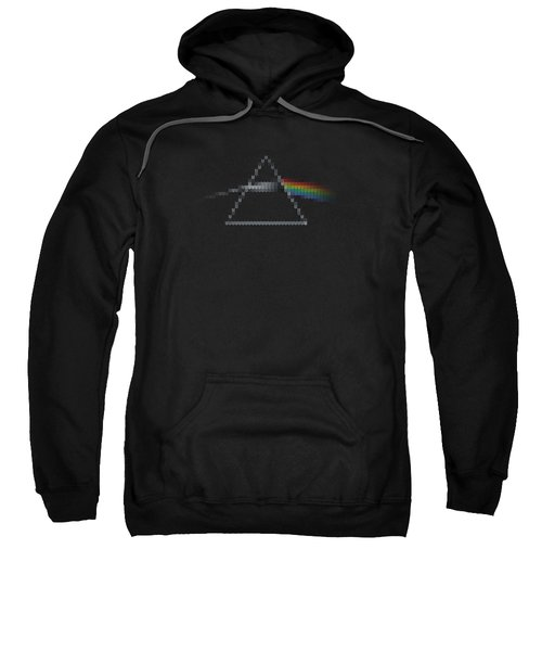 The Dark Side Of The Ugly Christmas Sweater Cool Dark Side Of The Moon Music Parody Sweatshirt