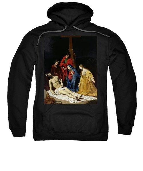 The Descent From The Cross Sweatshirt