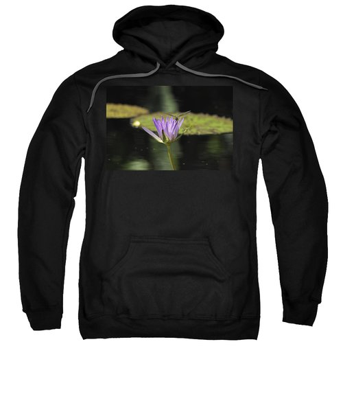 The Dragonfly And The Lily Sweatshirt