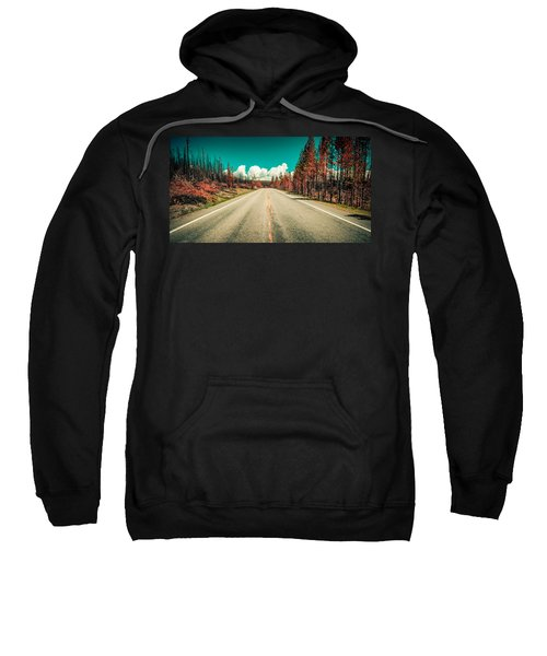The Dried County Sweatshirt