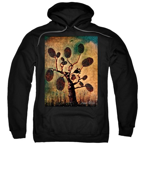 The Fingerprints Of Time Sweatshirt