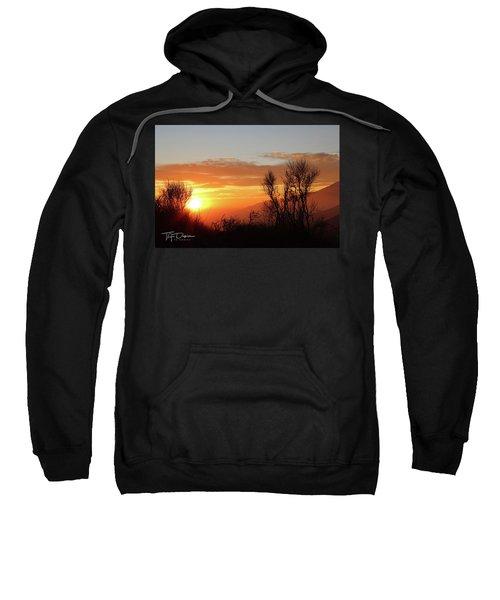 The Fire Of Sunset Sweatshirt