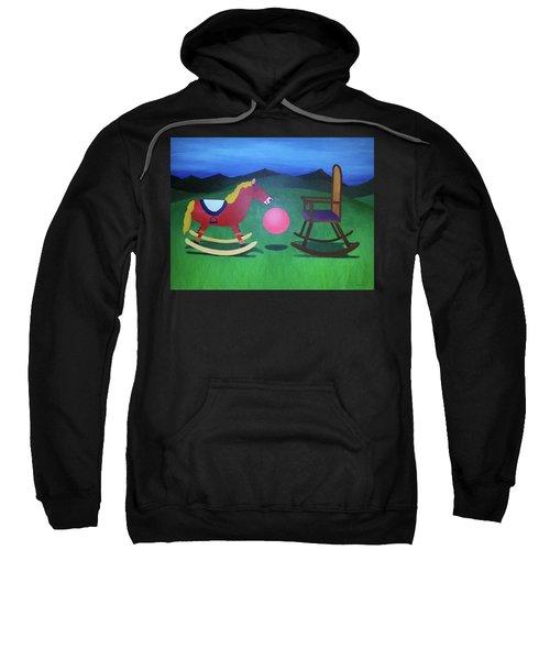 The Floating In-between Sweatshirt