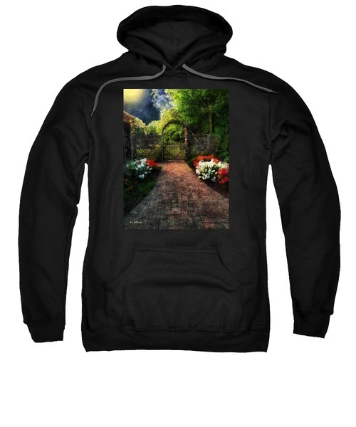 The Garden Path Sweatshirt