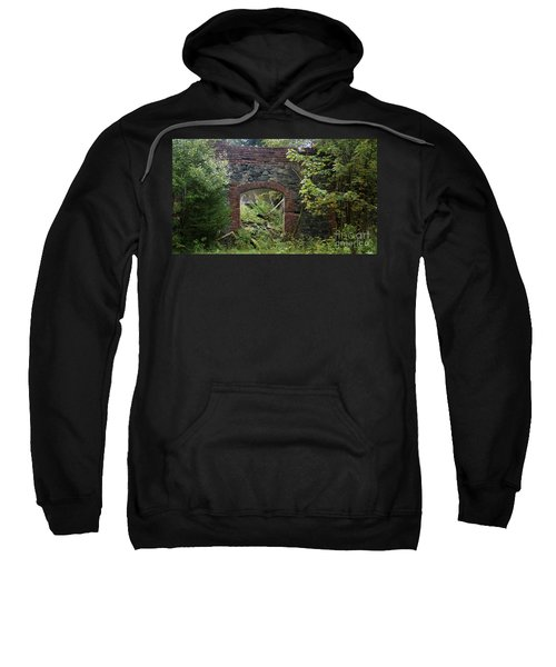 The Gate Into Nothingness Sweatshirt