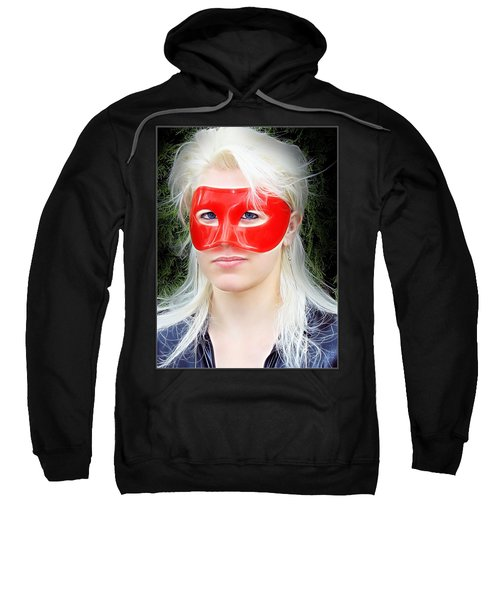 The Gaze Of A Heroine Sweatshirt