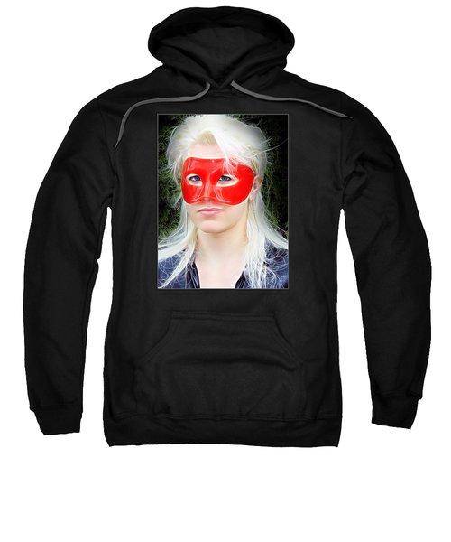 The Gaze Of A Heroine Sweatshirt