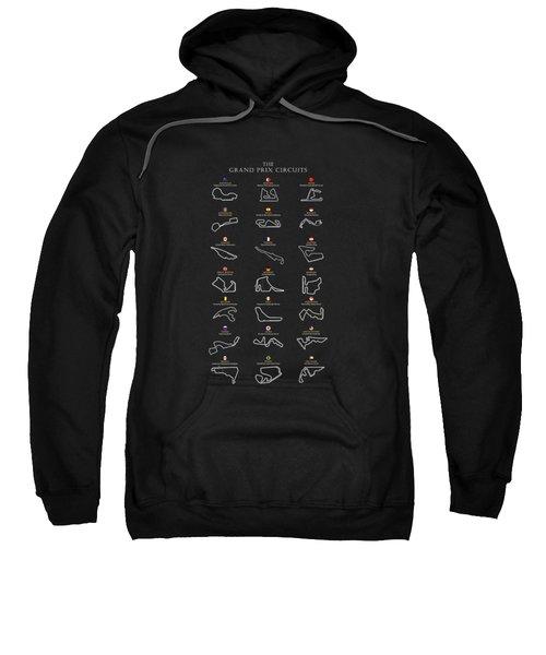 The Grand Prix Circuits Sweatshirt