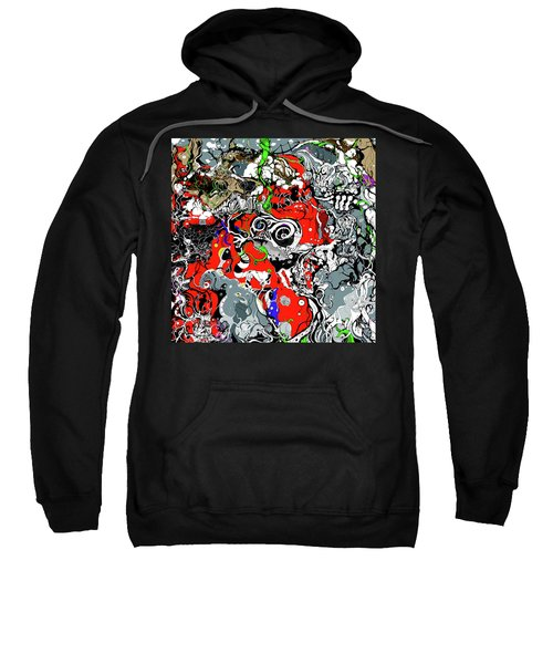 The Grapevine Wall Section 1 Sweatshirt