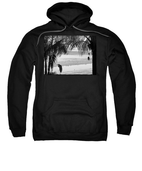 Watching The Tide Sweatshirt