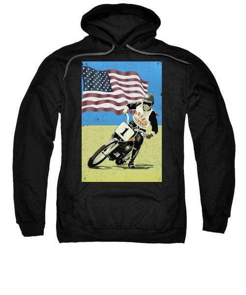 The Harley Competition Motorcycle Sweatshirt