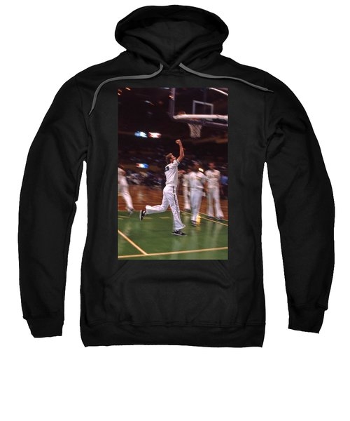 The Hick From French Lick Sweatshirt by Mike Martin